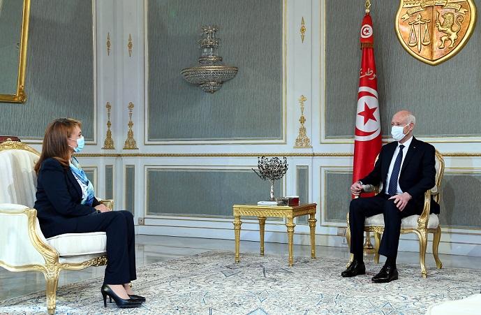 Tunisie: Kais Saied mécontent des prestations de la mairie de Tunis