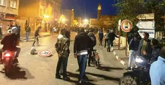 Tunisie – Tozeur: Libération de six manifestants arrêtés dans les incidents de cette nuit