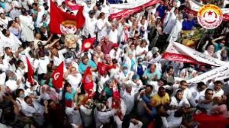 Tunisie – L'UGTT appelle à une grande manifestation populaire ce vendredi