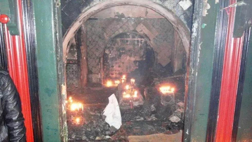 Il y a huit ans, des salafistes présumés incendient le mausolée de Sidi Bou Saïd