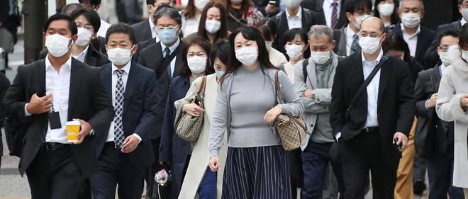 Coronavirus: l'OMS: Un nouveau variant circule au Japon
