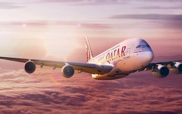 Egypte : Reprise des liaisons aérienne avec le Qatar