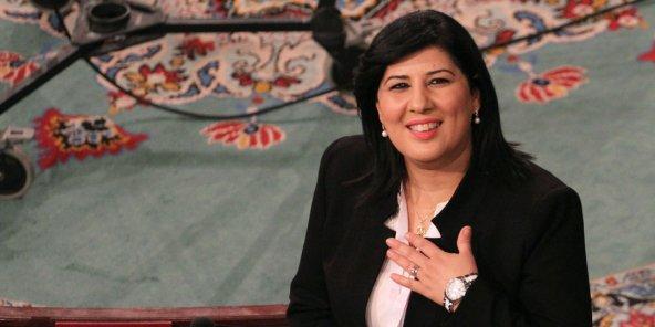 "Tunisie : Le bloc Ennahdha condamne ""le comportement agressif"" de Abir Moussi"