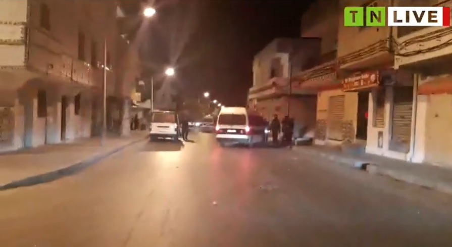 Mahdia: Remise en liberté de tous les participants aux manifestations nocturnes