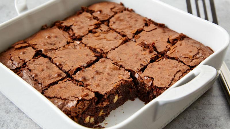 Recette : Brownies au chocolat