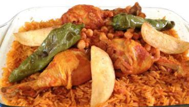 Recette: Chorba à la vapeur (mfawra) au poulet