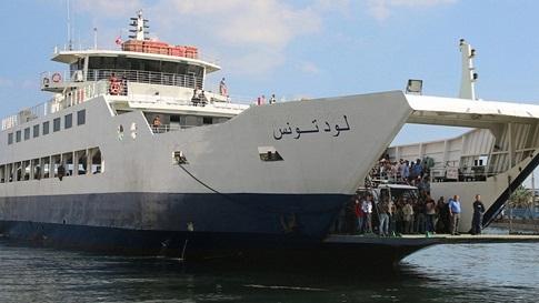 Tunisie: Horaires des départs du ferry reliant Sfax à Kerkennah