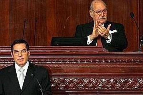 Tunisie: Foued Mebazaa dévoile les détails de sa dernière conversation téléphonique avec Ben Ali