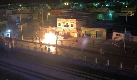 Tunisie – Hammam Lif théâtre d'affrontements entre la police et des jeunes