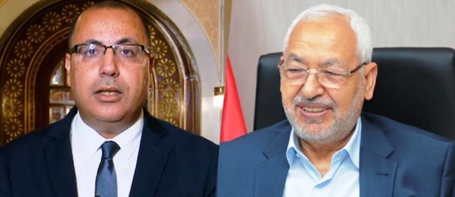 Tunisie – Ennahdha condamne et appelle Mechichi à être franc avec les tunisiens quant à ceux qui sont derrière les troubles nocturnes