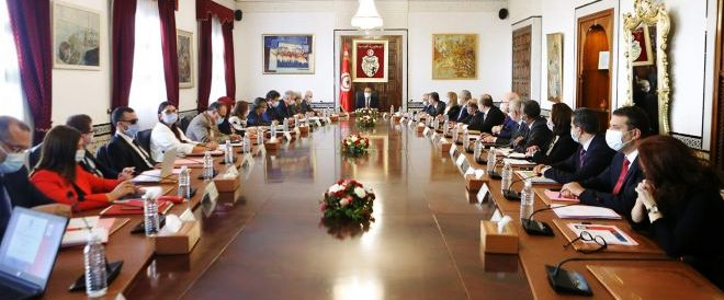 Tunisie – Mechichi officialise en urgence les modifications qu'il a opéré sur la composition de son cabinet