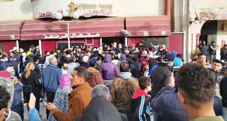 Tunisie – Kaïs Saïed se rend à El Mnihla et s'adresse aux jeunes