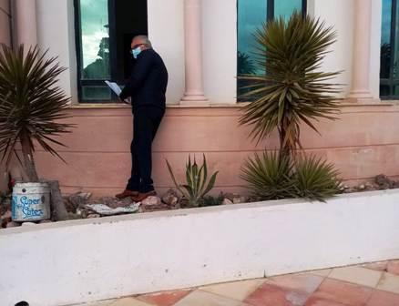 Tunisie – L'image du jour: La mairie de Nabeul