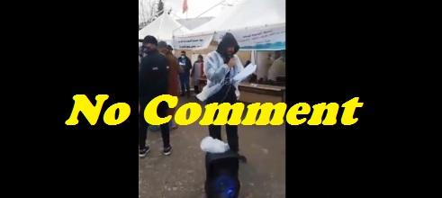 No Comment (VIDEO hilarante)