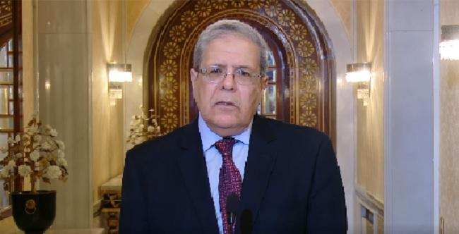 Tunisie: Le ministre des Affaires Etrangères, à la quête internationale du vaccin anti Covid-19