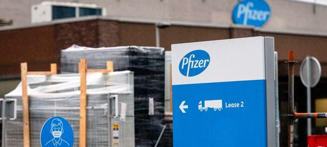 Retard de livraison des vaccins de Pfizer