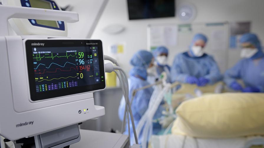 Coronavirus-Kairouan: Les services de réanimation ont atteint leur capacité d'accueil maximale