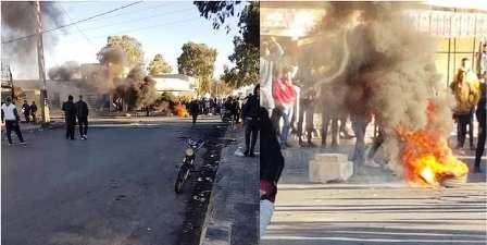 Tunisie – Tension à Sbeitla et affrontements entre des jeunes et les forces de l'ordre