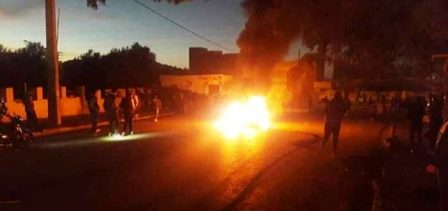 Kasserine-Sbeïtla : Les manifestations nocturnes se poursuivent !