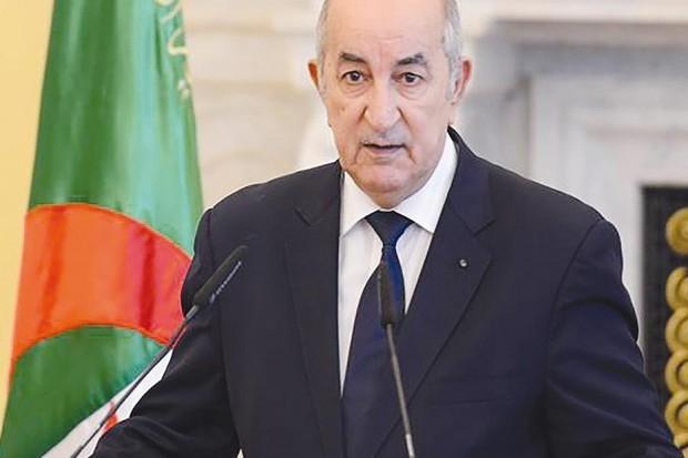 Allemagne: Le président algérien subit une opération