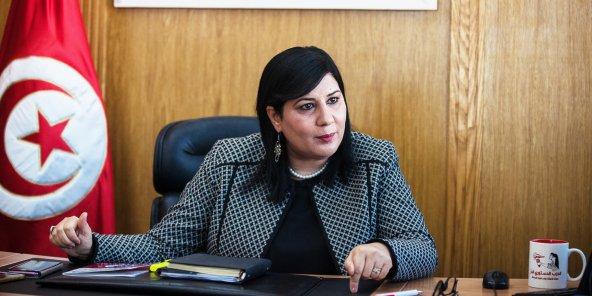 Tunisie : Abir Moussi à l'ambassadeur des Etats-Unis- Nous sommes un parti qui connait les règles du protocole et qui traite avec les amis de la Tunisie dans le cadre du respect et de l'égalité