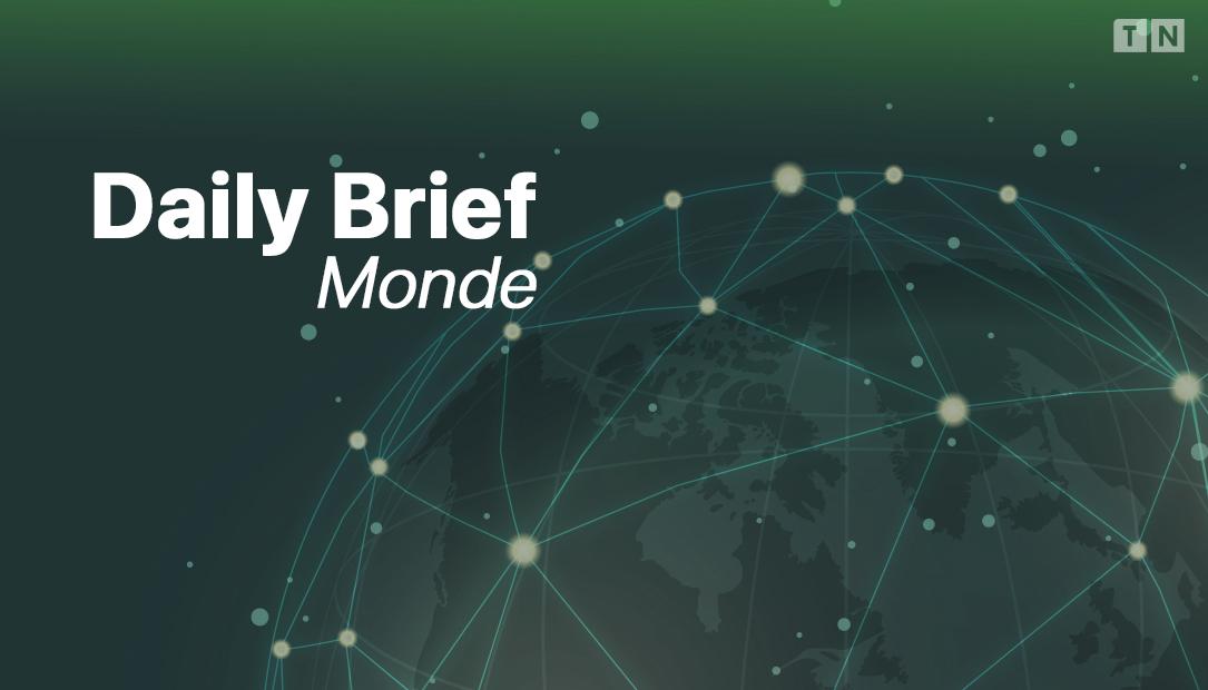 Monde: Daily brief du 23 février 2021