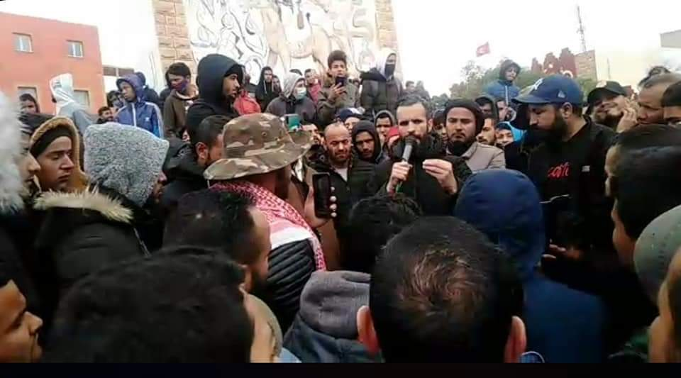 Tunisie : La coordination d'El-Kamour menace d'escalade!