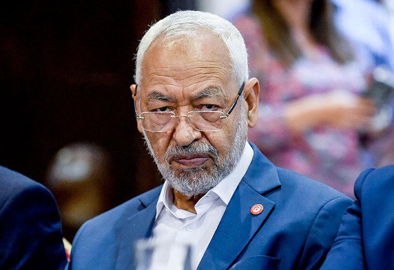 Tunisie: Rached Ghannouchi réitère son soutien à Hichem Mechichi