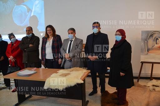 Tunisie: En images, distribution de 150 prêts aux professionnels de l'artisanat à Béja