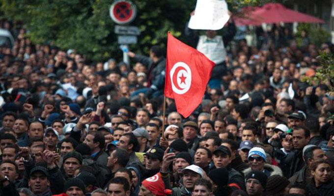 Tunisie: Solidarité internationale avec le mouvement social de la jeunesse