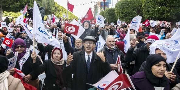 Tunisie – Ennahdha mobilise à tous les niveaux pour la manifestation de samedi prochain