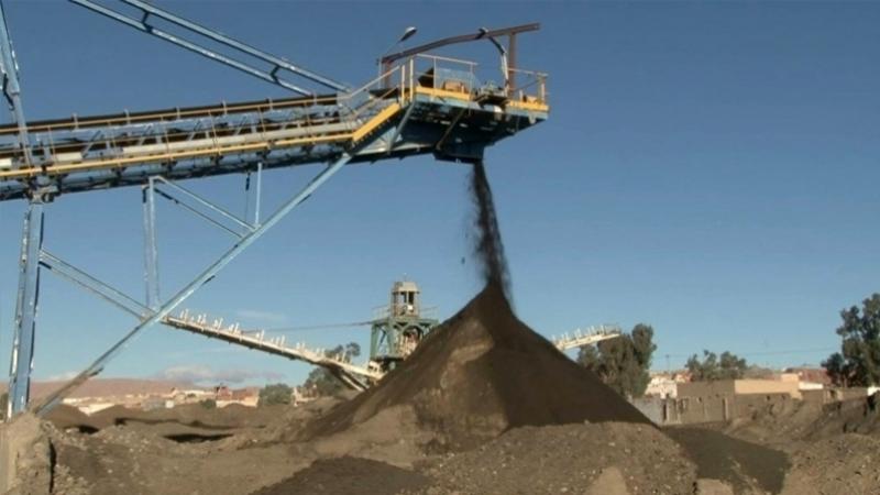 Gafsa -CPG : Reprise du transport des phosphates par camions