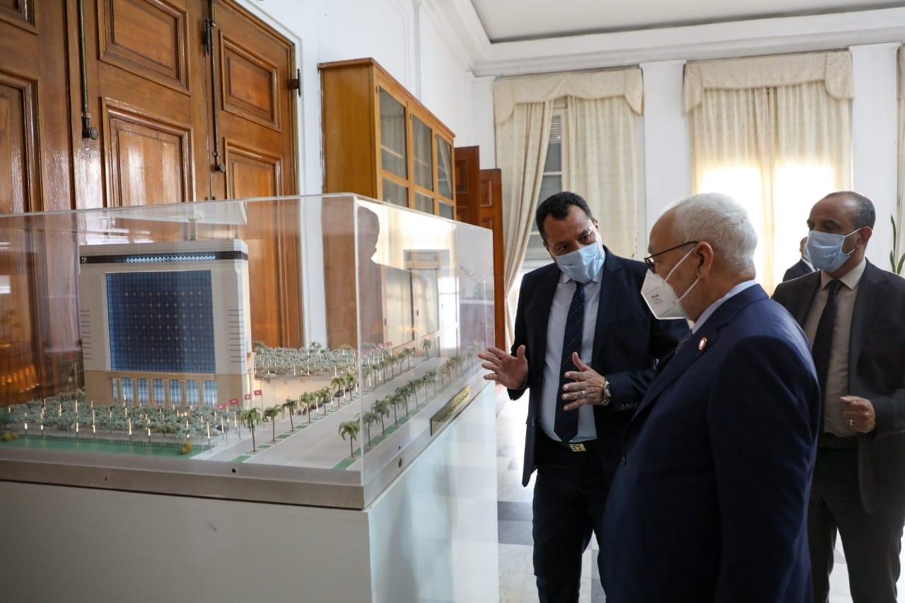 Tunisie- Deux jours avant la manifestation d'Ennahdha: Rached Ghannouchi revient sur le Projet d'aménagement du marais Sijoumi