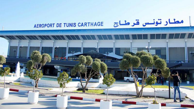 Aéroport de Tunis-Carthage: Mise en application de la décision sur l'interdiction de quitter le territoire à l'égard des hommes d'affaires