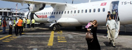 Tunisie – Tunisair peut garantir le quart de son chiffre d'affaires en reprenant ses vols vers la Libye