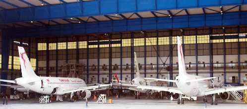 Tunisie – Quatre avions opérationnels sur les 28 que compte la Tunisair