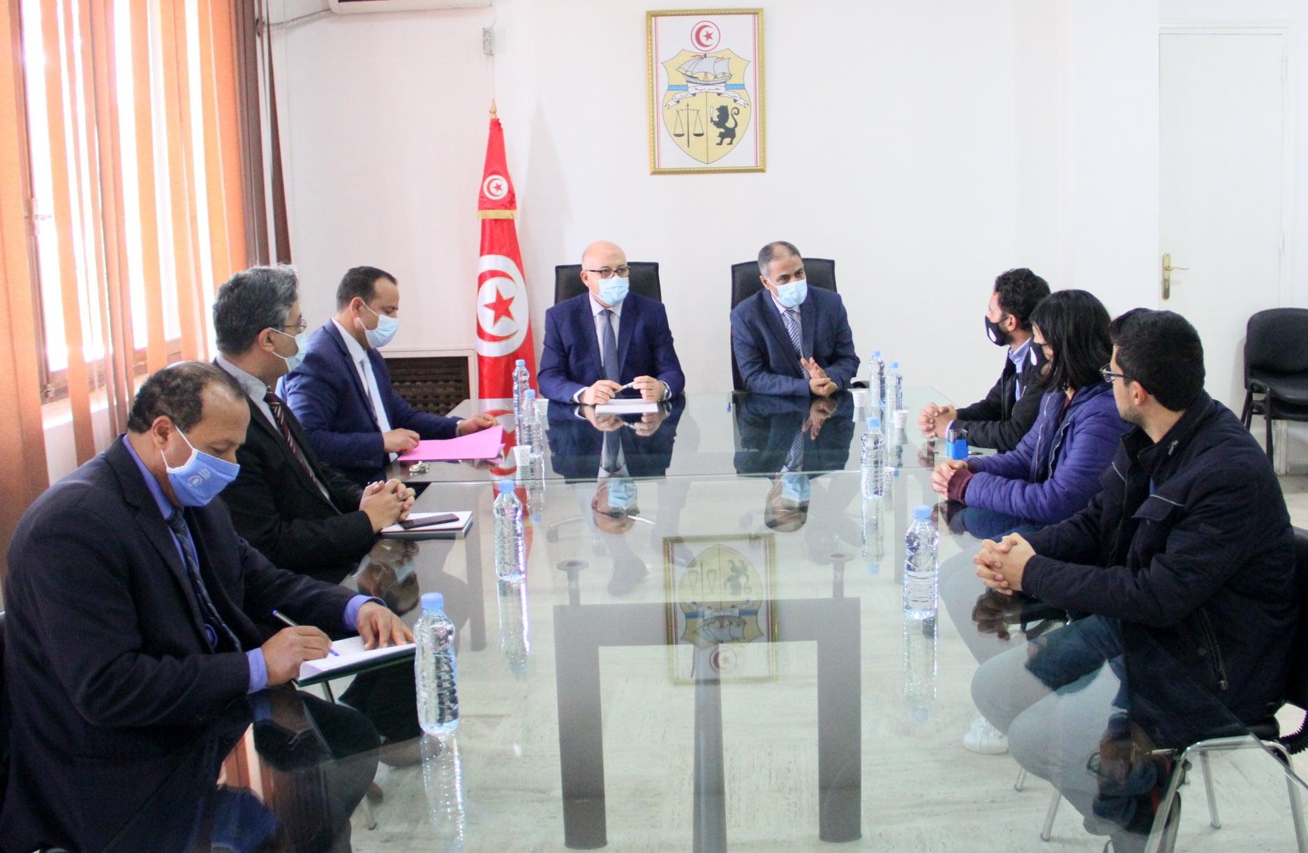Tunisie-Ministère de la Santé: Signature d'un accord et l'annulation de la grève - Tunisie Numérique