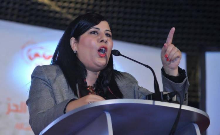 Abir Moussi- Nous ne sommes pas contre l'organisation d'un référendum