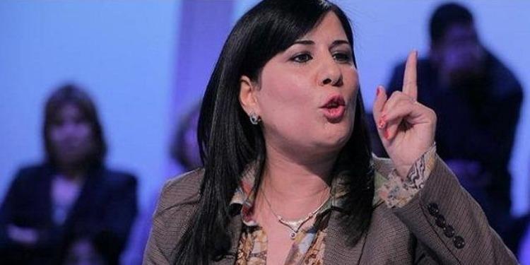 Tunisie-PDL: Abir Moussi a adressé à Kais Saied cette demande
