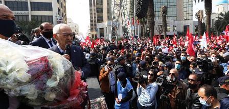 Tunisie – Zammel: «Rached Ghannouchi a reçu le vaccin anti covid»!