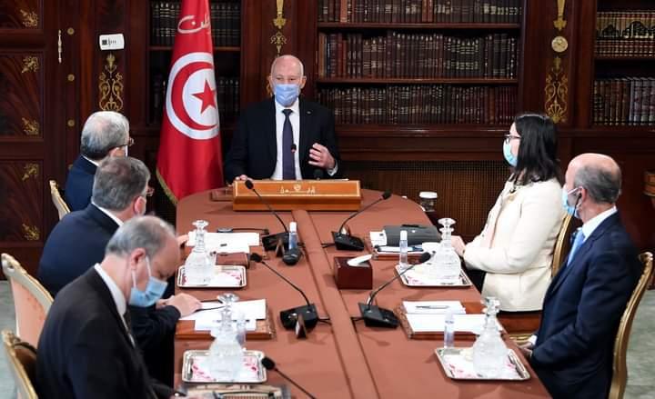 Tunisie : Kais Saied rencontre les ambassadeurs des États-Unis et du Canada