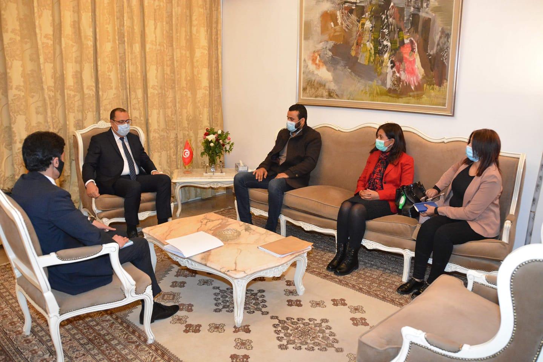 Tunisie : La position de Hichem Mechichi par rapport à la violence policière à l'encontre des journalistes