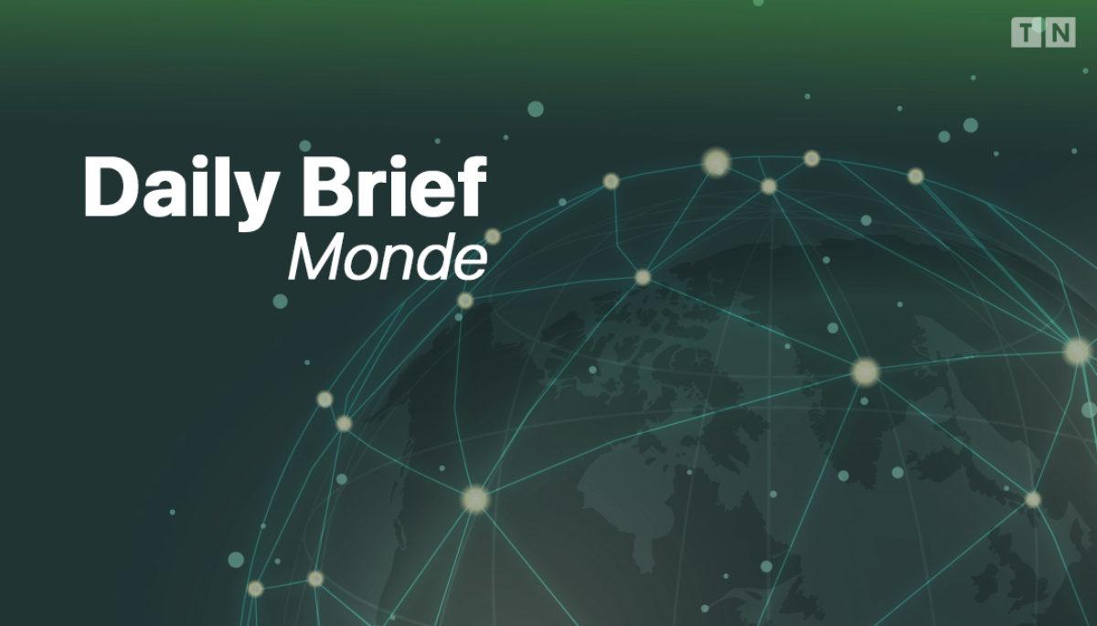 Monde : Daily brief du 2 avril 2021