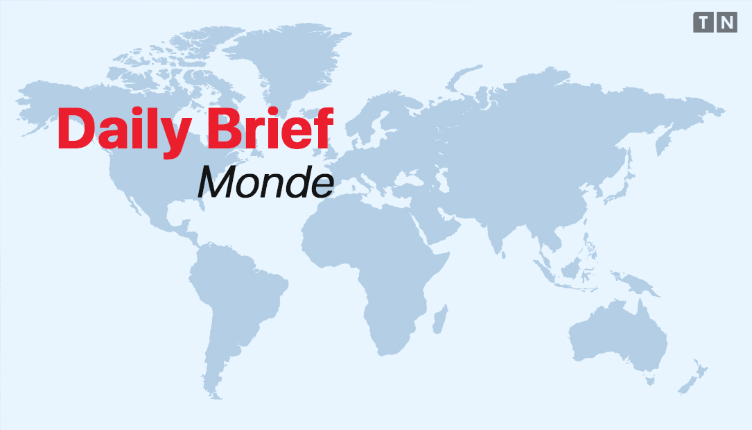 Monde: Daily brief du 8 avril 2021