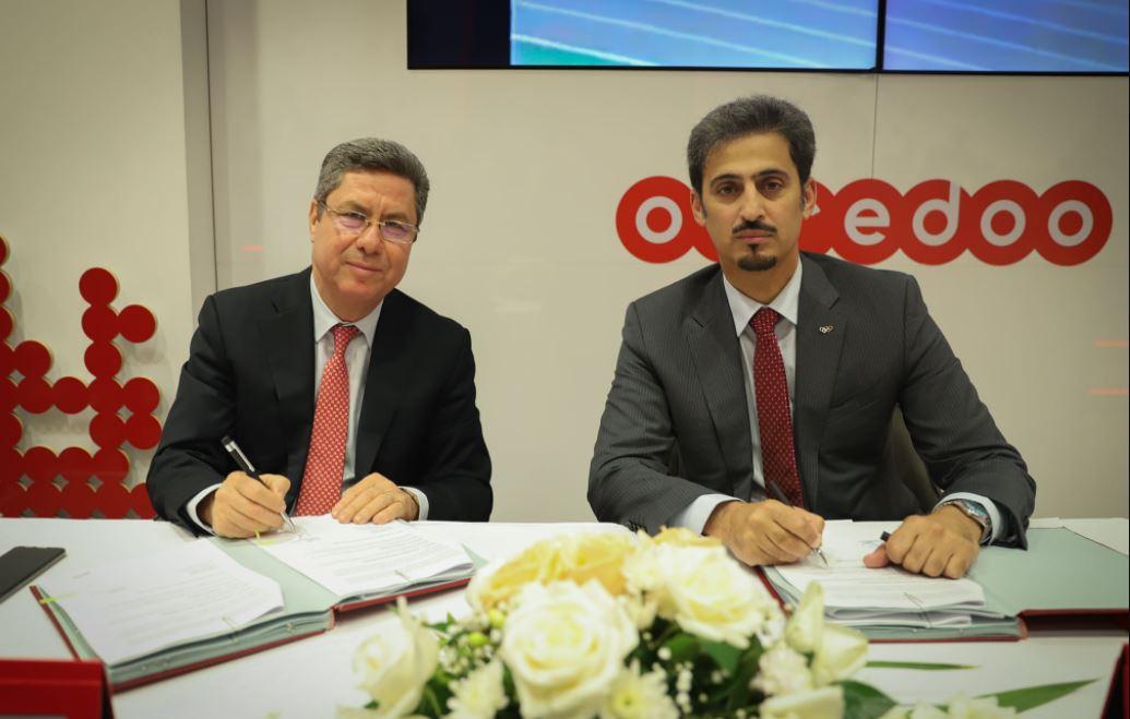 Ooredoo et le Comité National Olympique Tunisien : Partenaires pour les Valeurs et la Performance