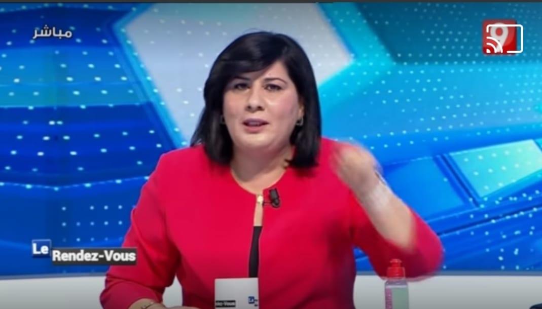 Abir Moussi met les signatures des députés PDL à la disposition de Kais Saied [vidéo]