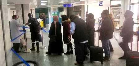 Tunisie – Les responsables du protocole à l'aéroport vont se rendre coupables d'un massacre