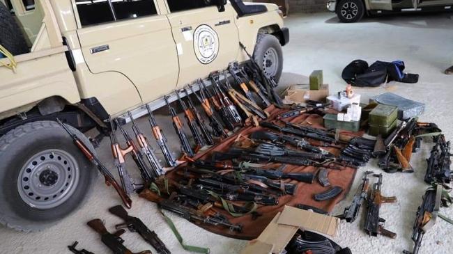 L'armée libyenne saisit des armes et munitions destinées à «un pays limitrophe»