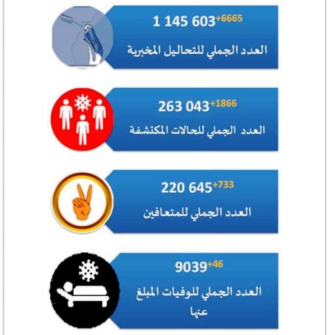 Tunisie – Pourquoi il ne faut pas s'affoler des statistiques du covid de ce jour?