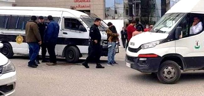 Tunisie – Sousse: Tension autour d'une clinique privée ayant séquestré la dépouille d'un policier